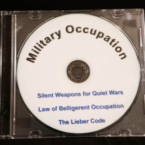 military-occupation